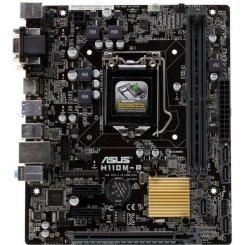 Фото Материнская плата Asus H110M-R/C/SI (s1151, Intel H110)