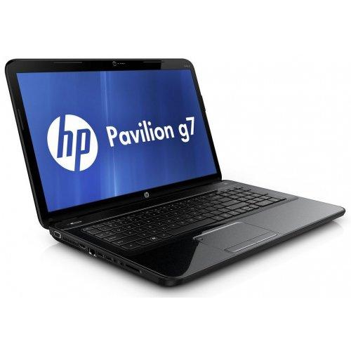 Фото Ноутбук HP Pavilion g7-2025sr (B4E47EA) Black