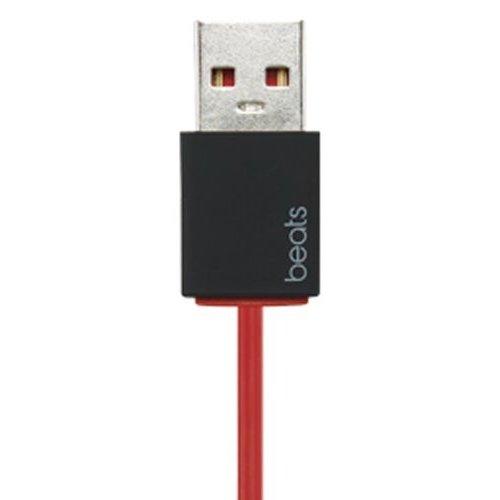 Фото USB Кабель Beats Micro USB (MHE72G/A) Red