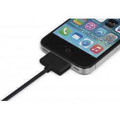 Фото USB Кабель Kit Apple 30-pin (IPUSBDATKT) Black