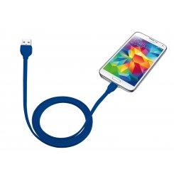 Фото USB Кабель Urban Revolt Micro USB Blue