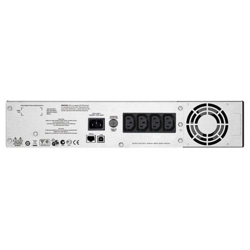 Фото ИБП APC Smart-UPS C RM 1500VA LCD (SMC1500I-2U)