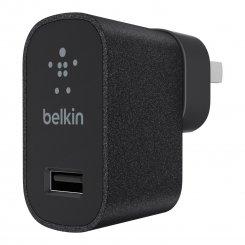 Фото Сетевое зарядное устройство Belkin MIXIT Metallic 2.4A (F8M731vf) Black