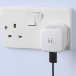 Фото Сетевое зарядное устройство Kit 2.4A (USBMC2INTWH)