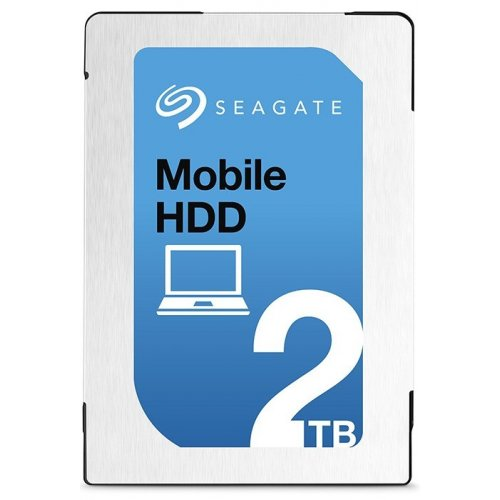 Фото Жесткий диск Seagate Mobile HDD 2TB 128MB 2.5