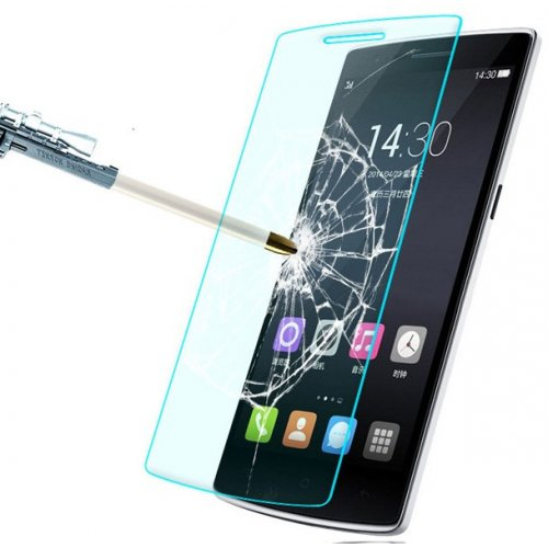 Фото Защитное стекло для Xiaomi Redmi Note 2 (OEM)