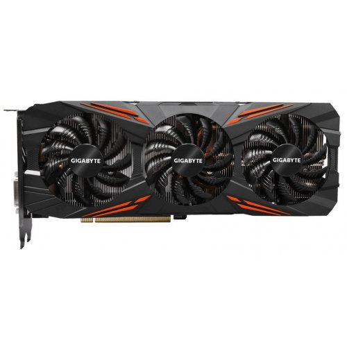 Фото Видеокарта Gigabyte GeForce GTX 1070 G1 Gaming 8192MB (GV-N1070G1 GAMING-8GD)