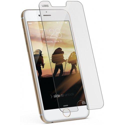 Фото Защитное стекло Urban Armor Gear для Apple iPhone 6 Plus/6s Plus (UAG-IPH6/6SPLS-SP)