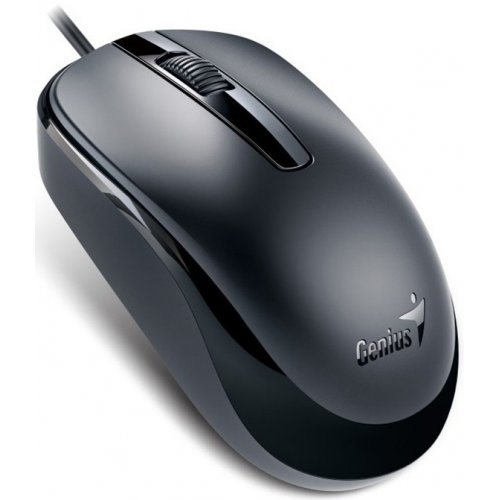 Фото Мышка Genius DX-120 USB (31010105100) Black
