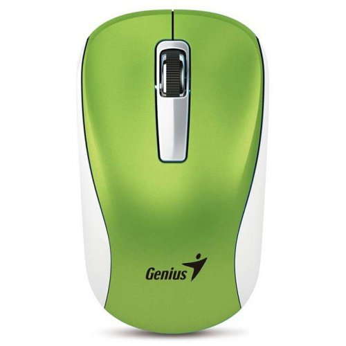 Фото Мышка Genius NX-7010 (31030114108) Green