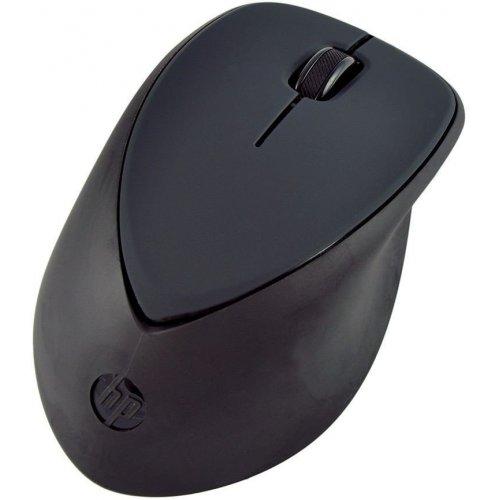 Фото Мышка HP Comfort Grip WL (H2L63AA) Black