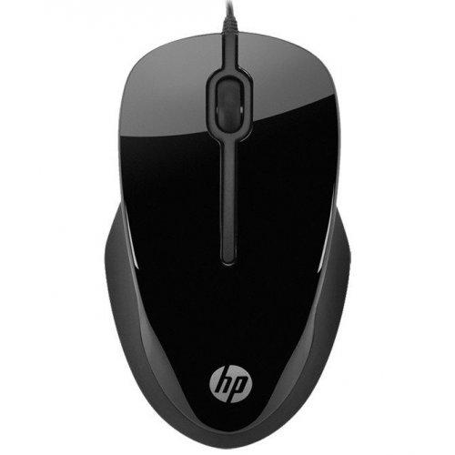 Фото Мышка HP X1500 USB (H4K66AA) Silver/Black