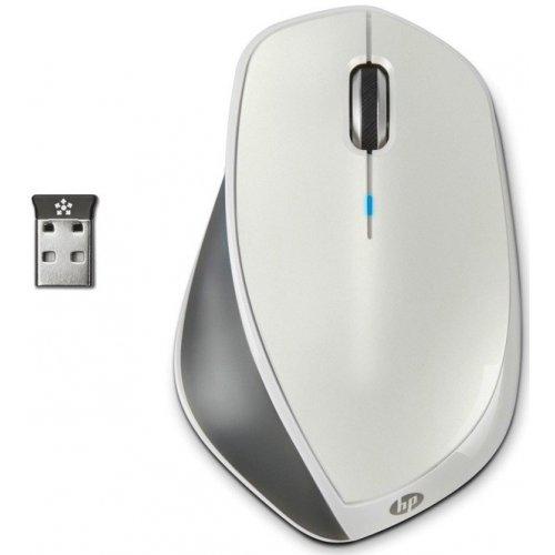 Фото Мышка HP x4500 WL (H2W27AA) White