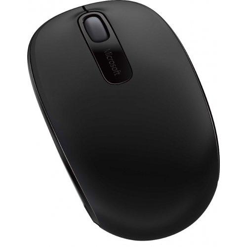 Фото Мышка Microsoft Mobile 1850 WL (U7Z-00004) Black