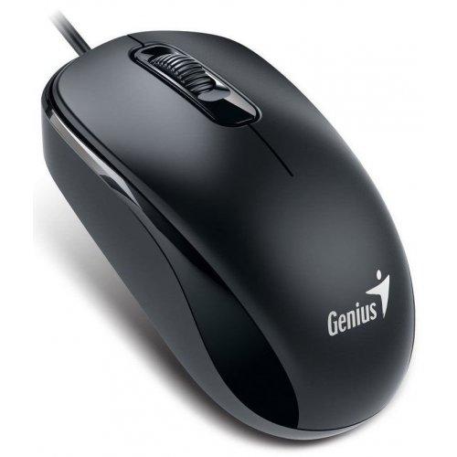 Фото Мышка Genius DX-110 PS2 (31010116106) Black