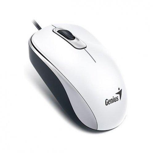 Фото Мышка Genius DX-110 USB (31010116102) White