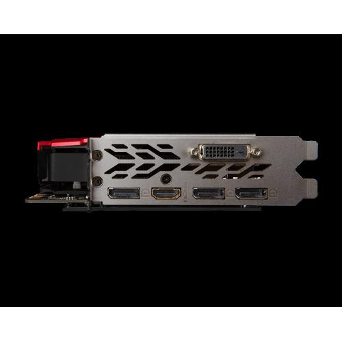 Фото Видеокарта MSI GeForce GTX 1070 Gaming X 8192MB (GTX 1070 GAMING X 8G)