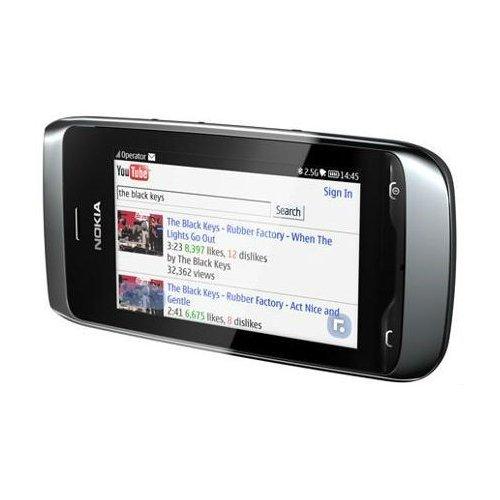 Фото Мобильный телефон Nokia Asha 309 Black