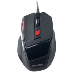 Фото Мышка SVEN GX-970 Gaming USB Black