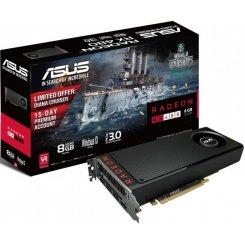 Фото Видеокарта Asus Radeon RX 480 8192MB (RX480-8G)