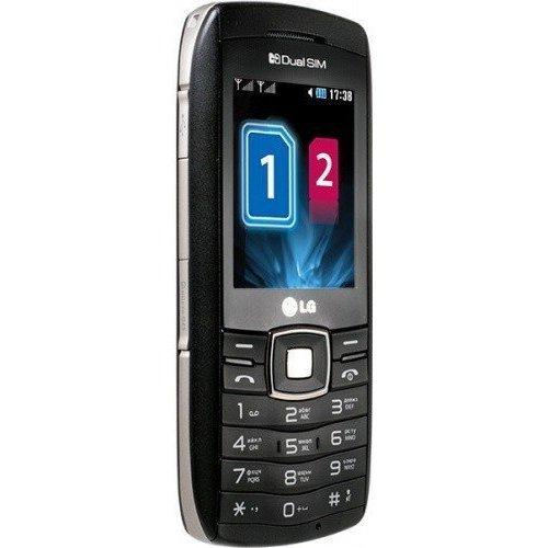 Фото Мобильный телефон LG GX300 Black