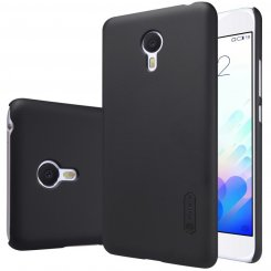 Фото Чехол Nillkin Frosted Shield для Meizu M3 Black