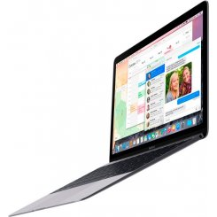 Фото Ноутбук Apple MacBook 12 Retina (MLHA2UA/A) Silver