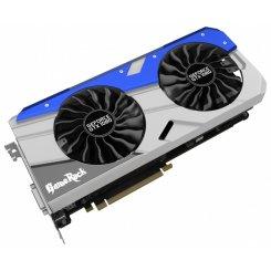 Фото Видеокарта Palit GeForce GTX 1080 GameRock Premium Edition 8192MB (NEB1080H15P2-1040G)