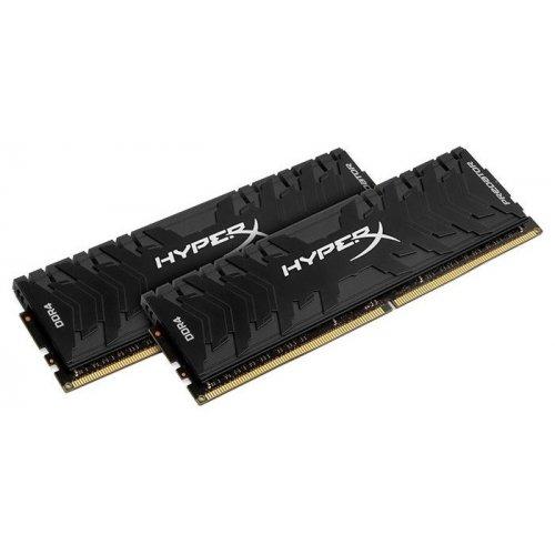 Фото ОЗУ Kingston DDR4 8GB (2x4GB) 3200Mhz HyperX Predator (HX432C16PB3K2/8)
