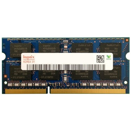 Фото ОЗУ Hynix SODIMM DDR3 4GB 1600Mhz (HMT451S6BFR8A-PB)