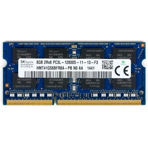 Фото ОЗУ Hynix SODIMM DDR3 8GB 1600Mhz (HMT41GS6BFR8A-PBN0)