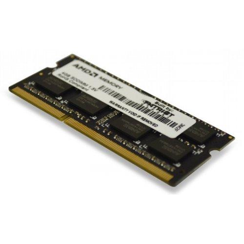 Фото ОЗУ AMD SODIMM DDR3 8GB 1600Mhz (R538G1601S2SL-UO)