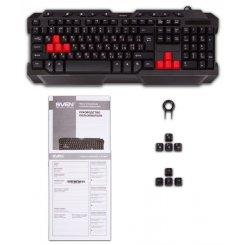 Фото Клавиатура SVEN Challenge 9700 USB Black