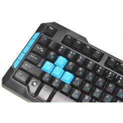 Фото Клавиатура SVEN Challenge 9500 USB Black