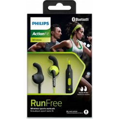 Фото Наушники Philips ActionFit SHQ6500CL/00 Carbon lime
