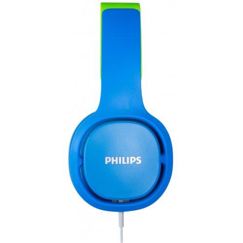 Фото Наушники Philips SHK2000BL/00 Blue-Green