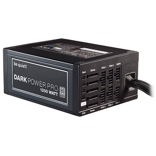Фото Блок питания be quiet! Dark Power Pro 11 1200W (BN255)