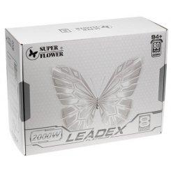Фото Блок питания Super Flower Leadex 80 Plus Platinum 8Pack Edition 2000W (SF-2000F14HP(BK))