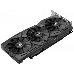 Фото Видеокарта Asus ROG GeForce GTX 1060 STRIX OC 6144MB (STRIX-GTX1060-O6G-GAMING)