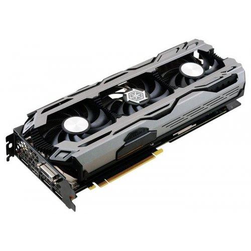 Фото Видеокарта Inno3D GeForce GTX 1070 iChill HerculeZ X3 8192MB (C107V3-1SDN-P5DNX)