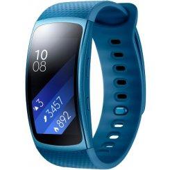 Фото Фитнес-браслет Samsung Gear Fit2 Blue