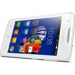 Фото Смартфон Lenovo A (A1000m) White