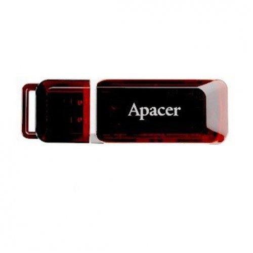 Фото Накопитель Apacer AH321 16GB Red (AP16GAH321R-1)