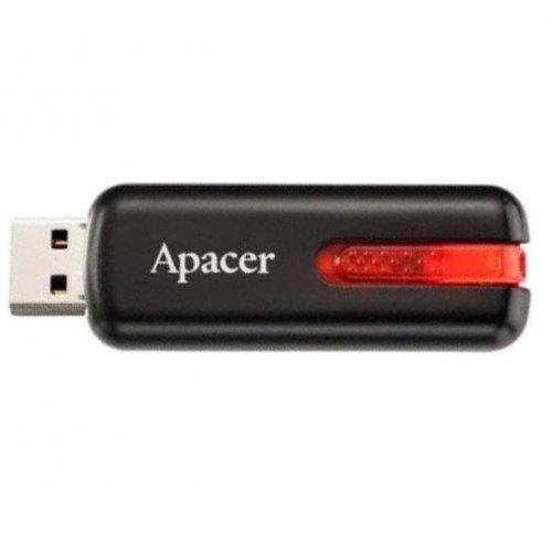 Фото Накопитель Apacer AH326 32GB Black (AP32GAH326B-1)