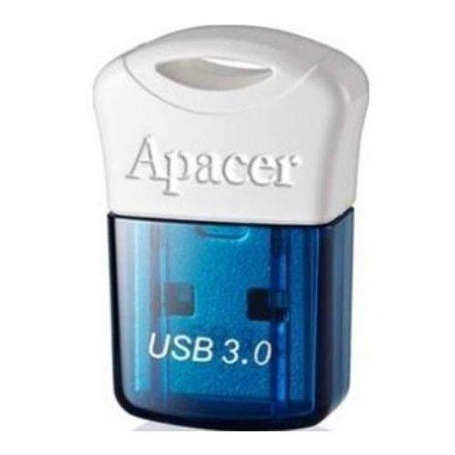 Фото Накопитель Apacer AH157 64GB Blue (AP64GAH157U-1)