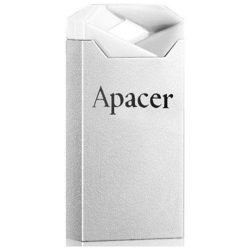 Фото Накопитель Apacer AH111 8GB Crystal (AP8GAH111CR-1)