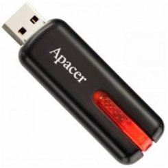 Фото Накопитель Apacer AH326 8GB Black (AP8GAH326B-1)
