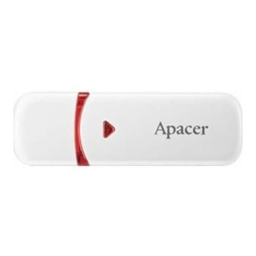 Купить USB Flash, Apacer AH333 8GB White (AP8GAH333W-1)