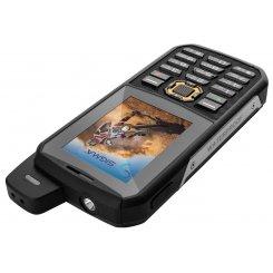 Фото Мобильный телефон Sigma mobile X-treme 3SIM Black