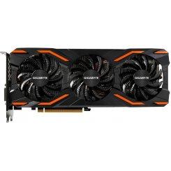 Фото Видеокарта Gigabyte GeForce GTX 1080 WindForce 3X OC 8192MB (GV-N1080WF3OC-8GD)